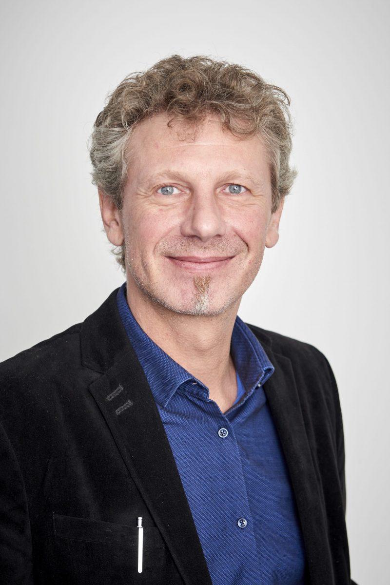 Herr Heinz Preßl, Rektor